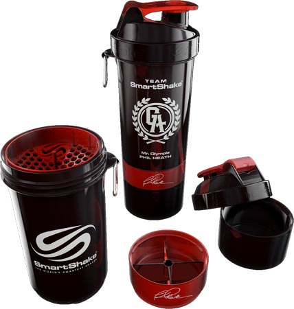 Шейкер SmartShake Siganture Series Phil Heath от SmartShake