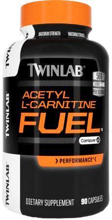 Ацетил карнитин Acetyl L-Carnitine Fuel от Twinlab