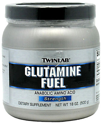 Глютамин Twinlab Glutamine Fuel