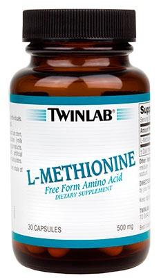 Метионин L-Methionine от Twinlab