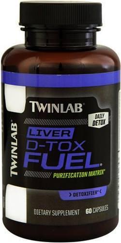 Гепатопротектор Liver D-Tox Fuel от Twinlab