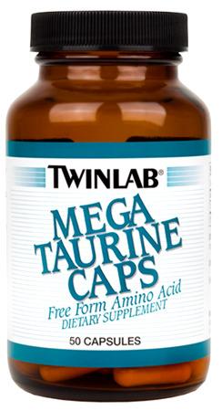 Mega Taurine Caps