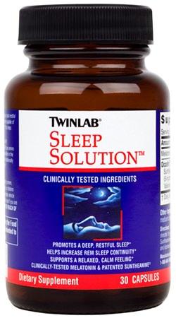 Sleep Solution от Twinlab