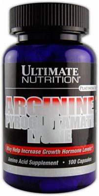 Аминокислотный комплекс Arginine Pyroglutamat Lysine от Ultimate Nutrition