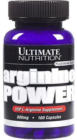 Ultimate Nutrition Arginine Power