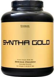 Многокомпонентный протеин Syntha Gold от Ultimate Nutrition
