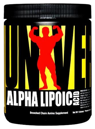 Universal Nutrition Alpha Lipoic Acid
