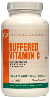 Buffered Vitamin C от Universal