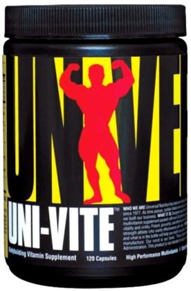 Uni-Vite - витаминно-минеральный комплекс от Universal Nutrition