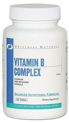 Vitamin B Complex от Universal