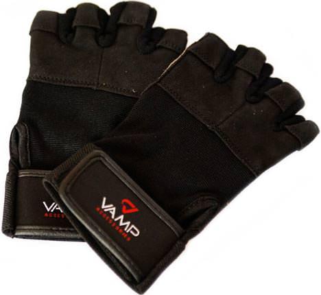 Спортивные перчатки Black Gloves от Vamp