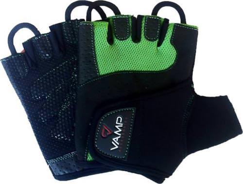Спортивные перчатки Green Gloves от VAMP