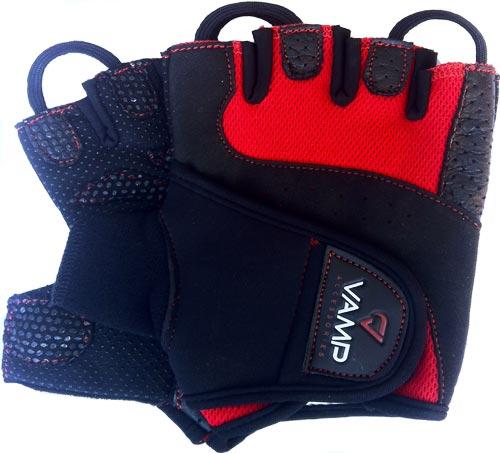 Спортивные перчатки Red Gloves от Vamp