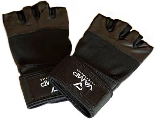 Спортивные перчатки Weight Lifting Gloves Brown от Vamp