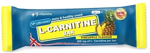 Батончик Vplab L-Carnitine Bar