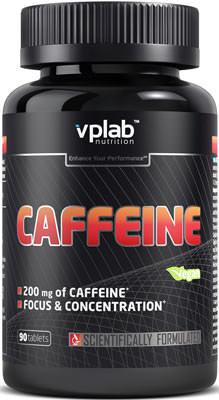 Энергетик Caffeine 200mg от Vplab