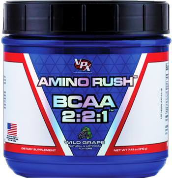 BCAA Amino Rush BCAA 2-2-1 от VPX