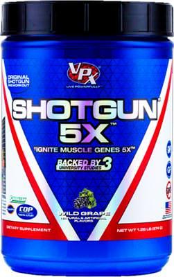 Предтренировочный комплекс Shotgun 5X от VPX