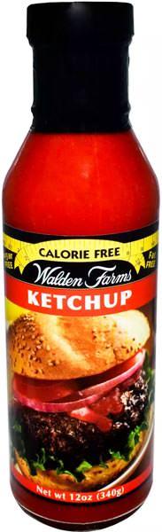 Бескалорийный кетчуп Ketchup от Walden Farms