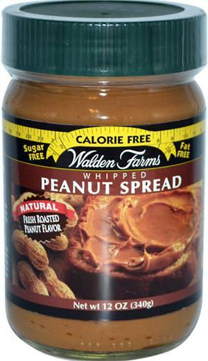 Арахисовое масло Peanut Spreads от Walden Farms