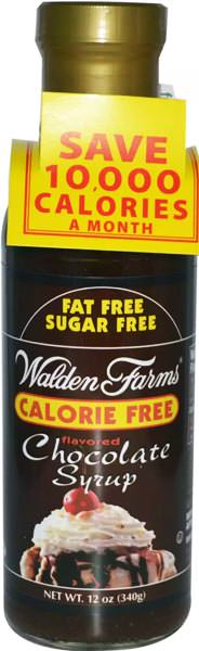 Сиропы Syrups от Walden Farms