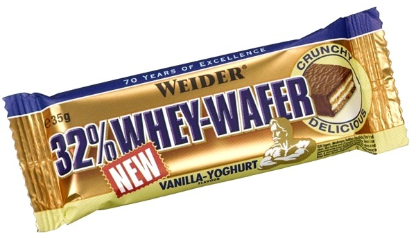 Батончик 32% Whey-Wafer Bar от Weider