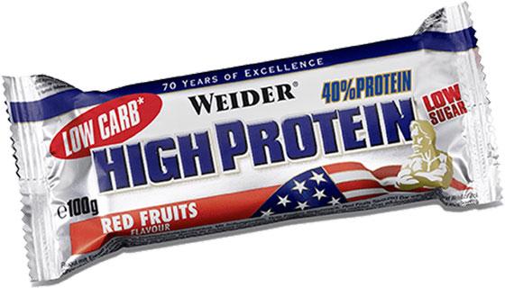 Батончик Low Carb High Protein Bar от Weider
