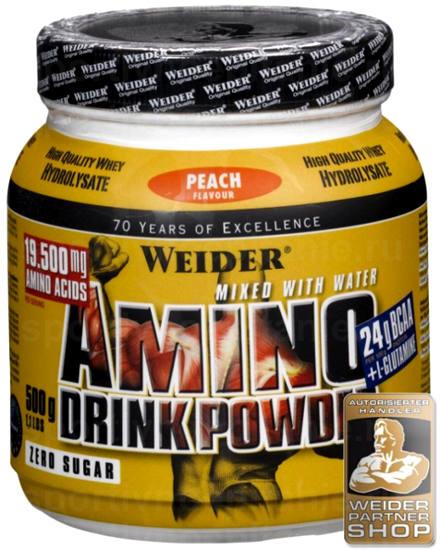 Аминокислоты Amino Drink Powder от Weider