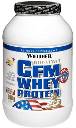 Протеин Weider CFM Whey Protein