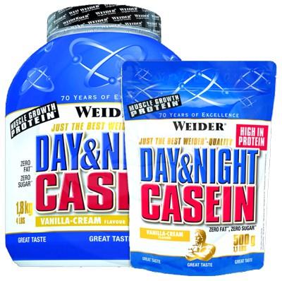 Казеин Day & Night Casein от Weider