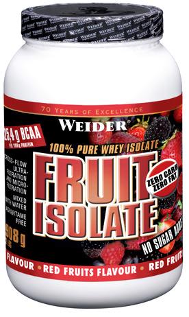 Weider Fruit Isolate