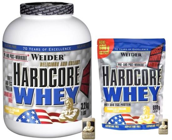 Протеин Hardcore Whey от Weider