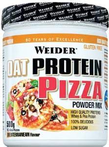 Смесь для приготовления протеиновой основы для пиццы Oat Protein Pizza Powder Mix от Weider