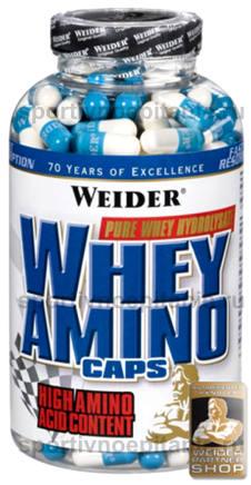 Аминокислоты Weider Whey Amino Caps